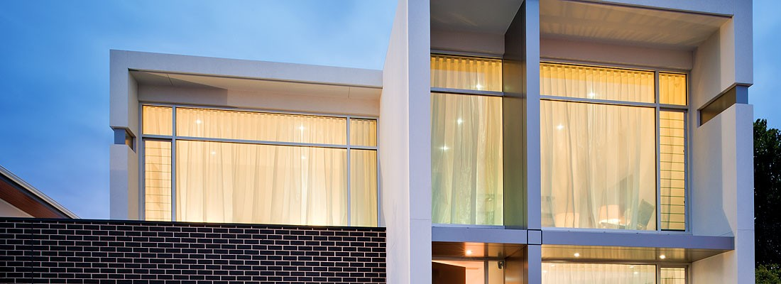 ALL LOUVRES ARE NOW AVAILABLE IN GLASS, ALUMINIUM OR WOOD